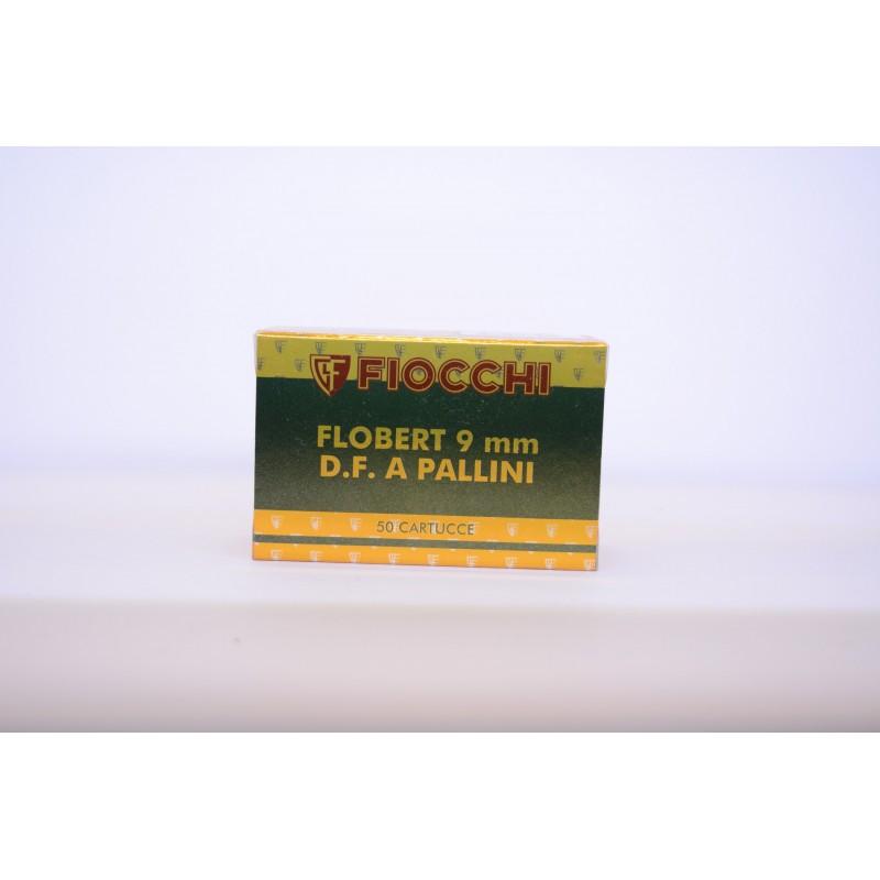 FIOCCHI CARTUCCE CAL.9mm FLOBERT