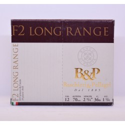 B&P F2 LONG RANGE